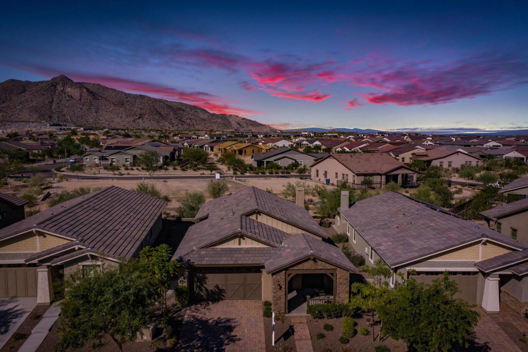 Single Family Homes por un Venta en Victory at Verrado 20786 W MEADOWBROOK AVE Buckeye, Arizona 85396 Estados Unidos