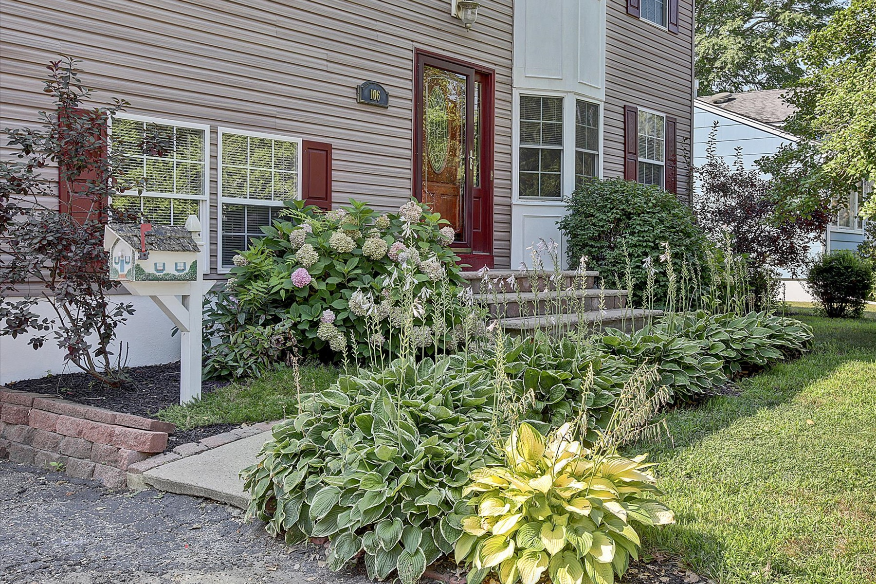 Single Family Homes for Active at 106 Colonial Drive Brick, New Jersey 08724 United States