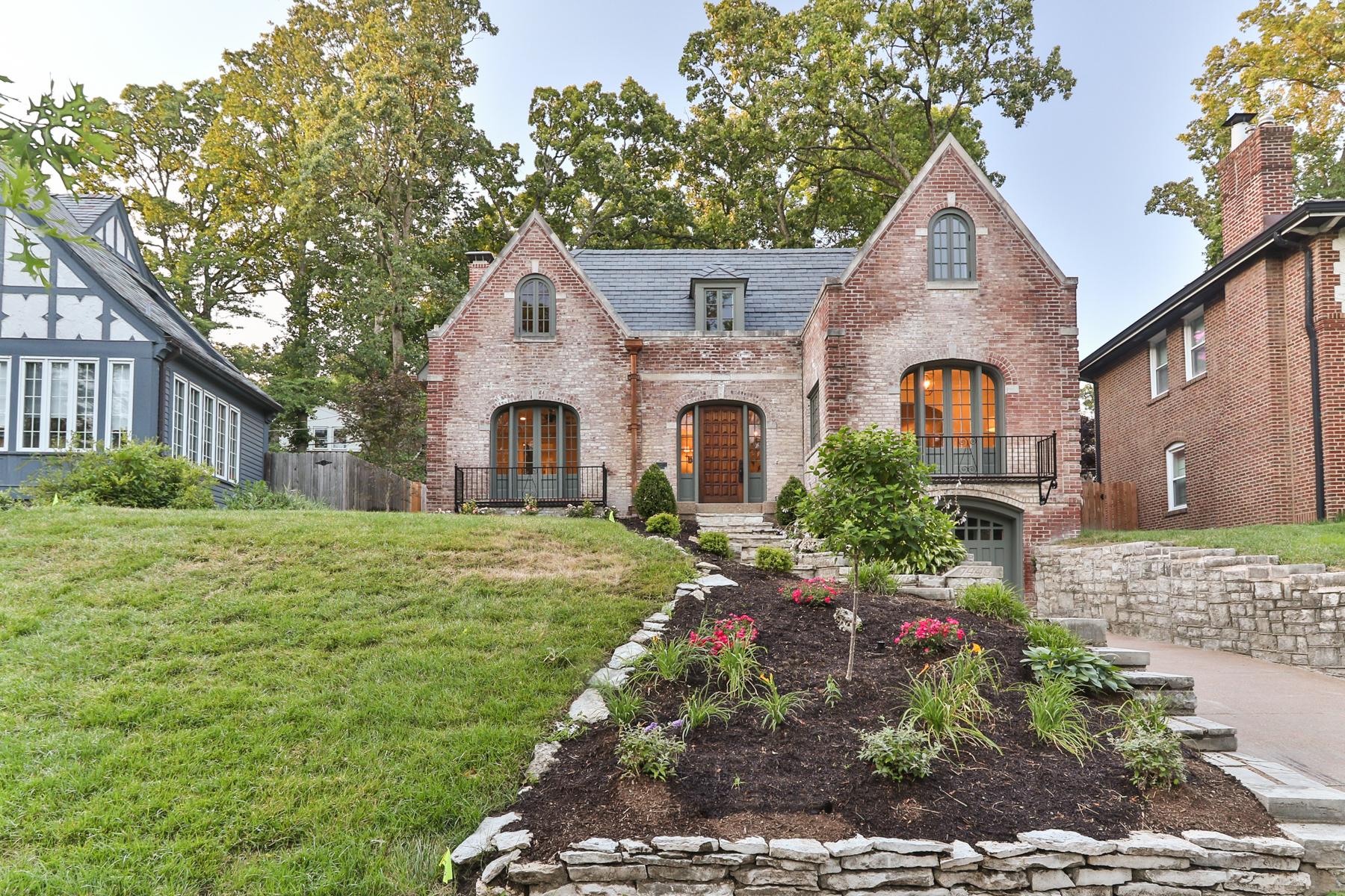 Casa para uma família para Venda às Kingsbury Blvd 7449 Kingsbury Blvd University City, Missouri, 63130 Estados Unidos