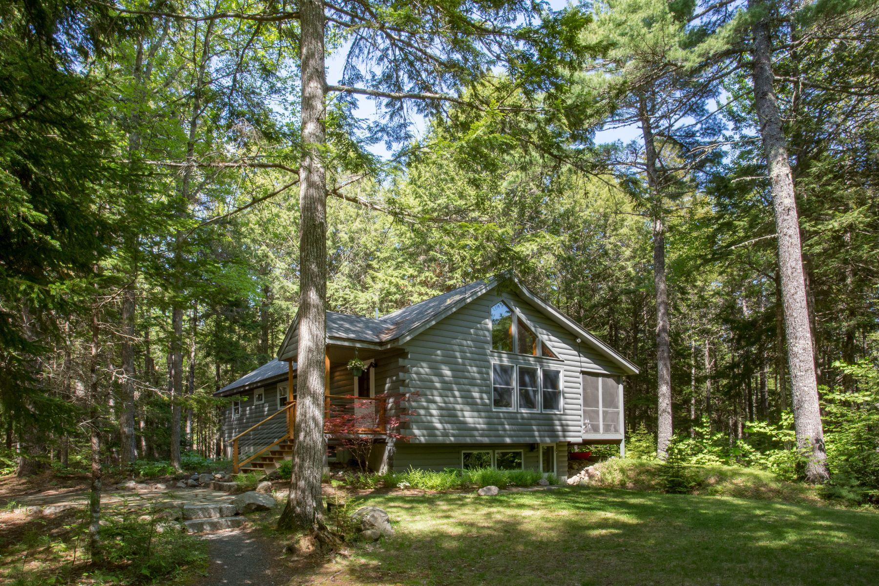 Single Family Homes للـ Sale في Mount Desert, Maine 04660 United States