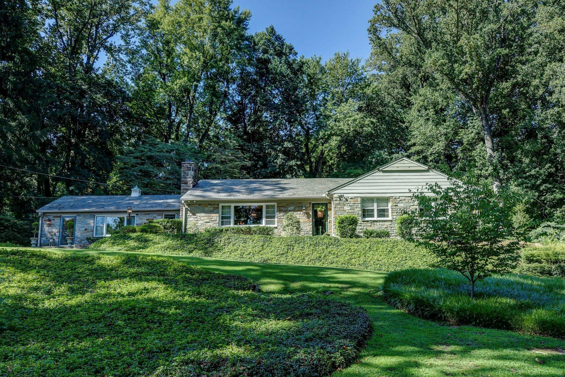 Single Family Homes para Venda às Impeccable Ruxton Rancher 6627 Charlesway, Towson, Maryland 21204 Estados Unidos
