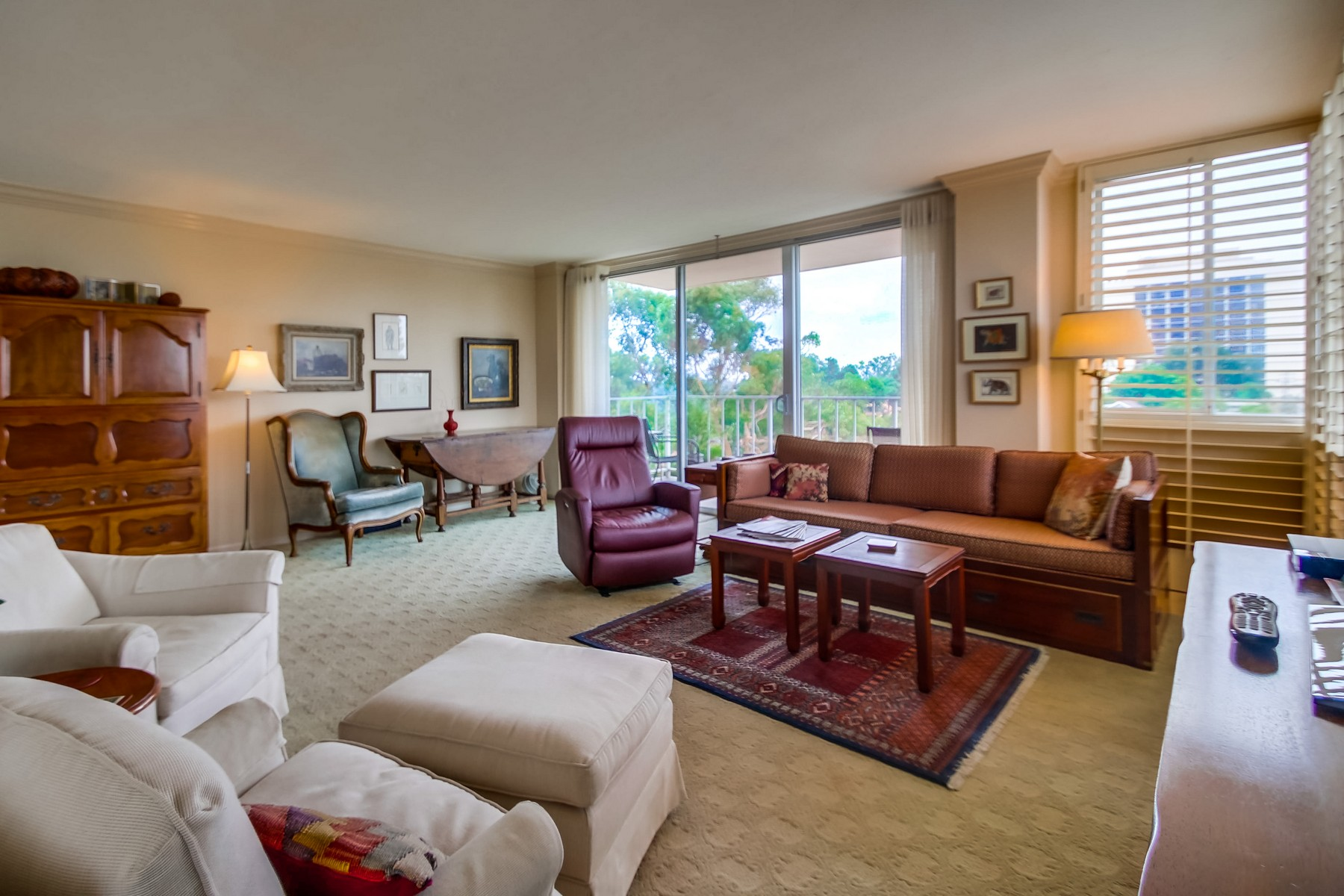 Condominium for Sale at Coral Tree Plaza 3634 7th Avenue 7A, Hillcrest, San Diego, California, 92103 United States