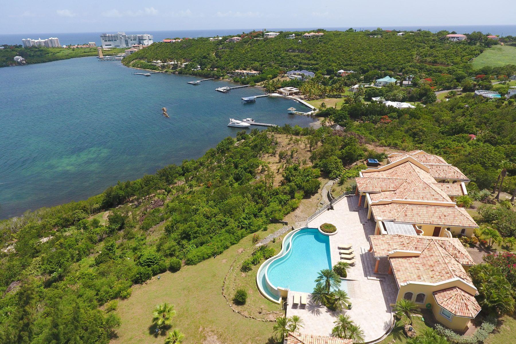 独户住宅 为 销售 在 Terre Azure 巴瑟, 97150 荷属圣马丁