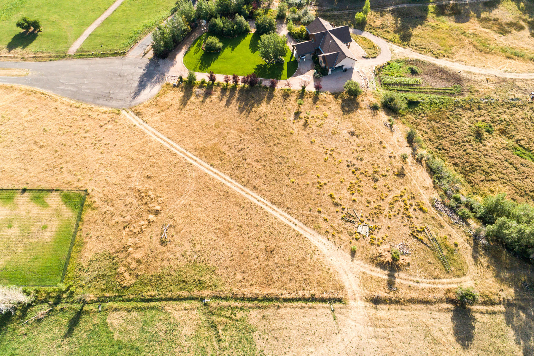 Additional photo for property listing at Serene Spot on the Weber River for Your New Home 5355 N Franson Ln, Lot 6 Oakley, Utah 84055 United States