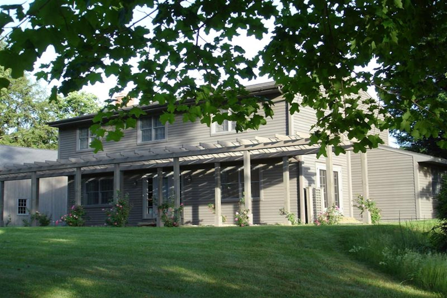 Single Family Home for Rent at Field House 116 Canoe Hill Road Millbrook, New York 12545 United States