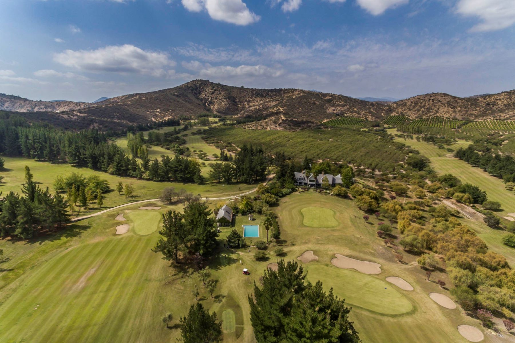 Other Residential Homes for Sale at Los Espinos Private Golf Course Rancagua, Libertador General Bernardo O Higgins Chile
