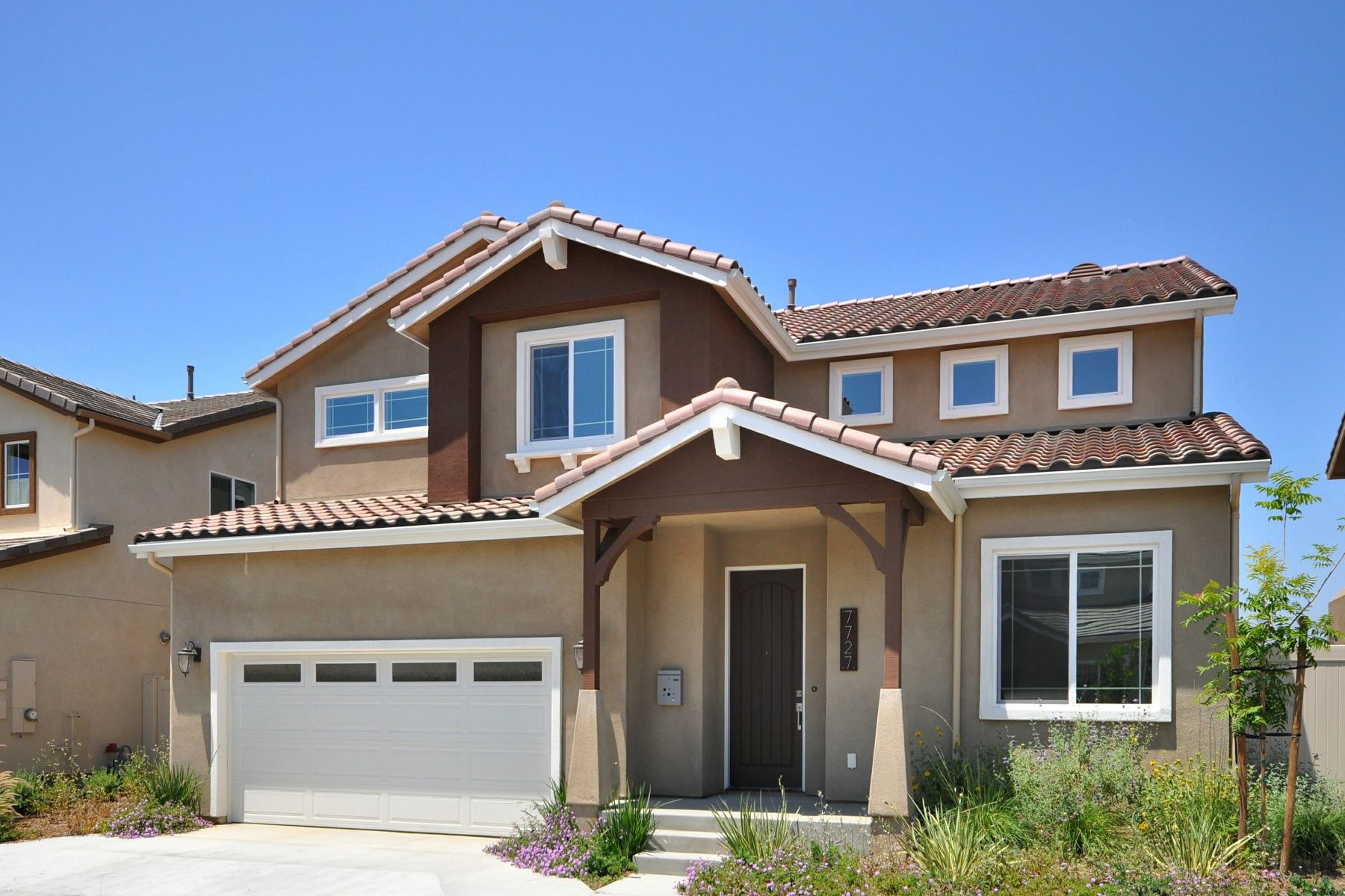 Single Family Home for Sale at 7727 Stagg Lane 7727 Stagg Lane Lot 5 Winnetka, California 91306 United States