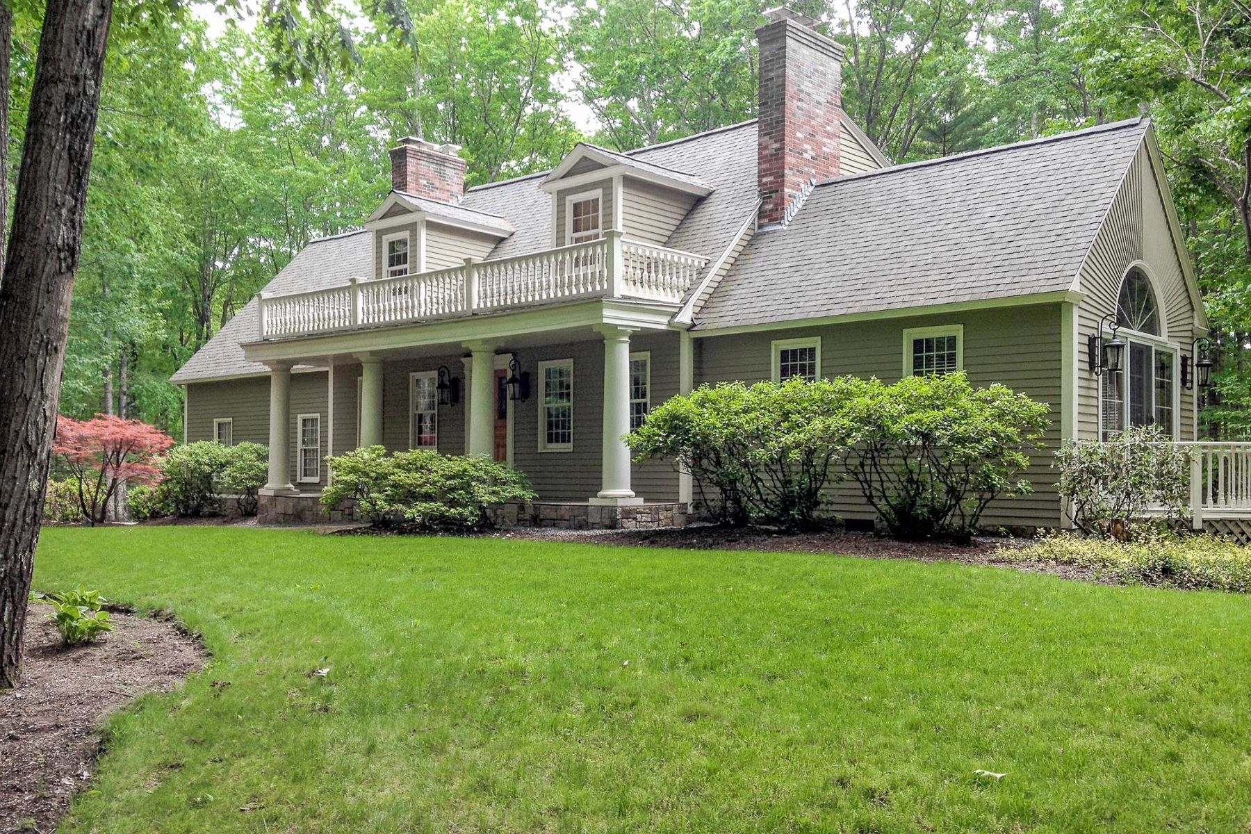 Single Family Homes for Sale at Abounding in Character & Quality 20 Old Farm Road Bedford, New Hampshire 03110 United States