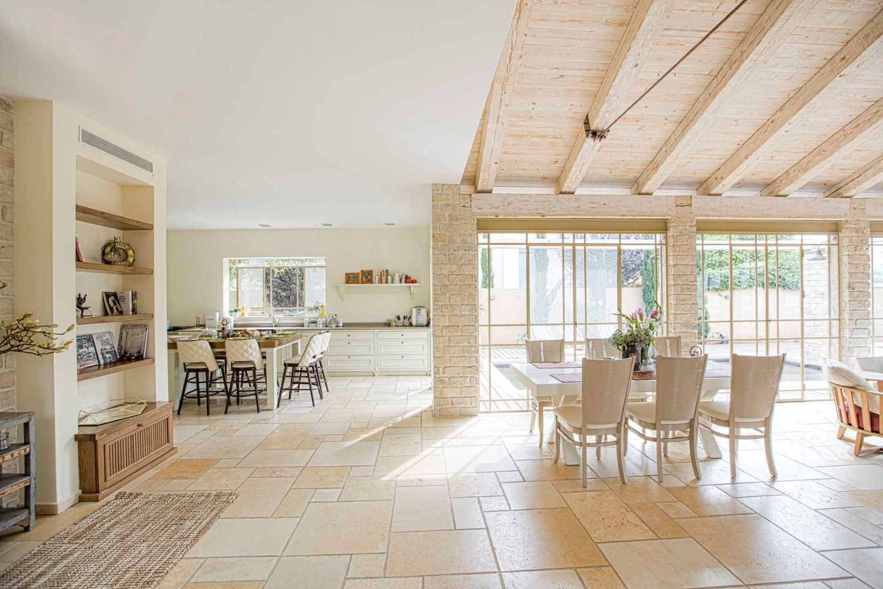 Additional photo for property listing at Majestic Country Provence Style Villa Caesarea, Israel Israel
