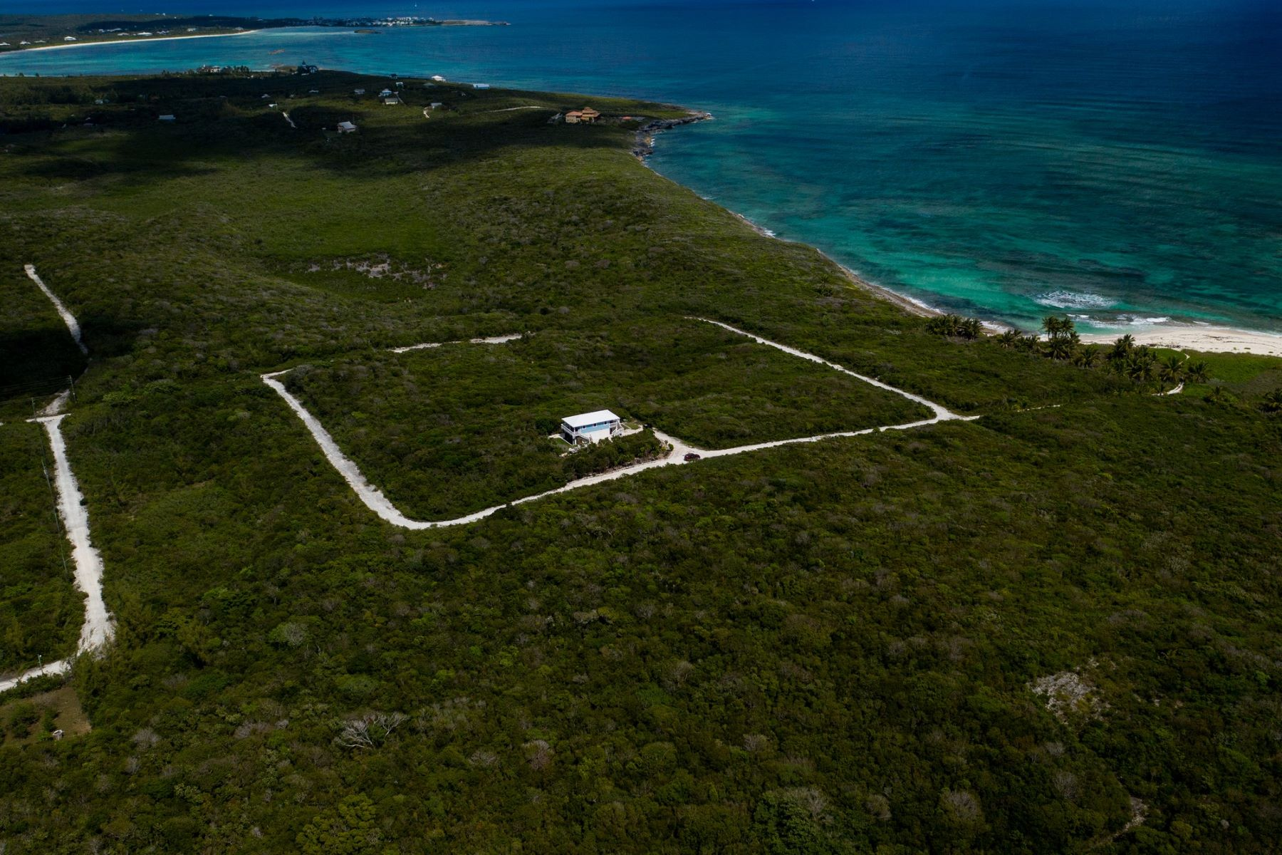 Land for Sale at Cherokee Sound, Abaco Bahamas