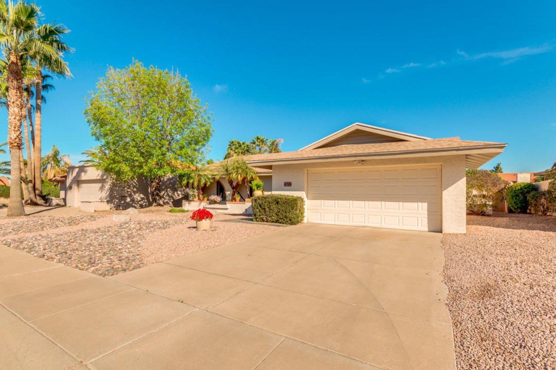 단독 가정 주택 용 매매 에 Charming Scottsdale home in the heart of McCormick Ranch 8710 E San Daniel Dr Scottsdale, 아리조나, 85258 미국