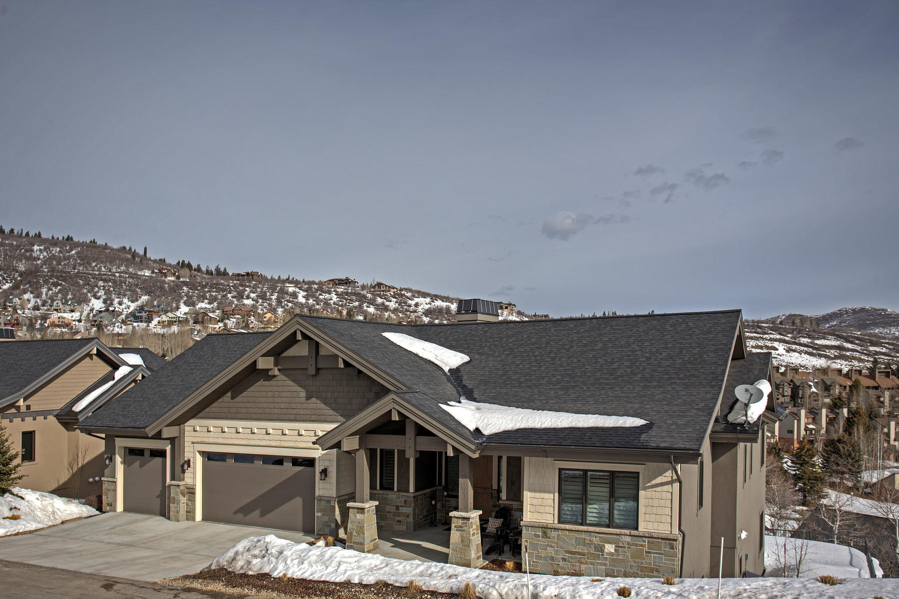 Single Family Home for Sale at Hidden Gem In Hidden Cove 3998 Hidden Cove Rd Park City, Utah 84098 United States