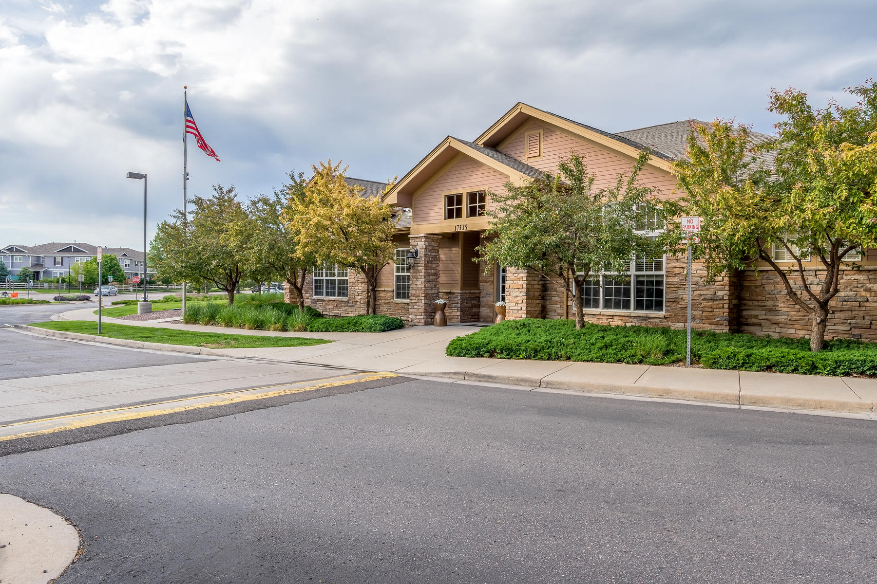 Additional photo for property listing at New construction Condos in an established community in Parker. 17353 Wilde Ln #302 C, Bldg 6 Parker, Colorado 80134 United States