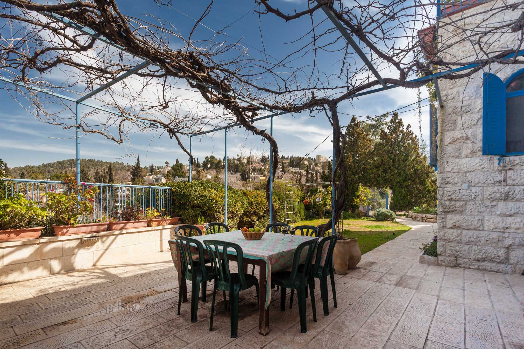 Additional photo for property listing at Extraordinary Villa in Historic Ein Karem Village 耶路撒冷, 以色列 以色列