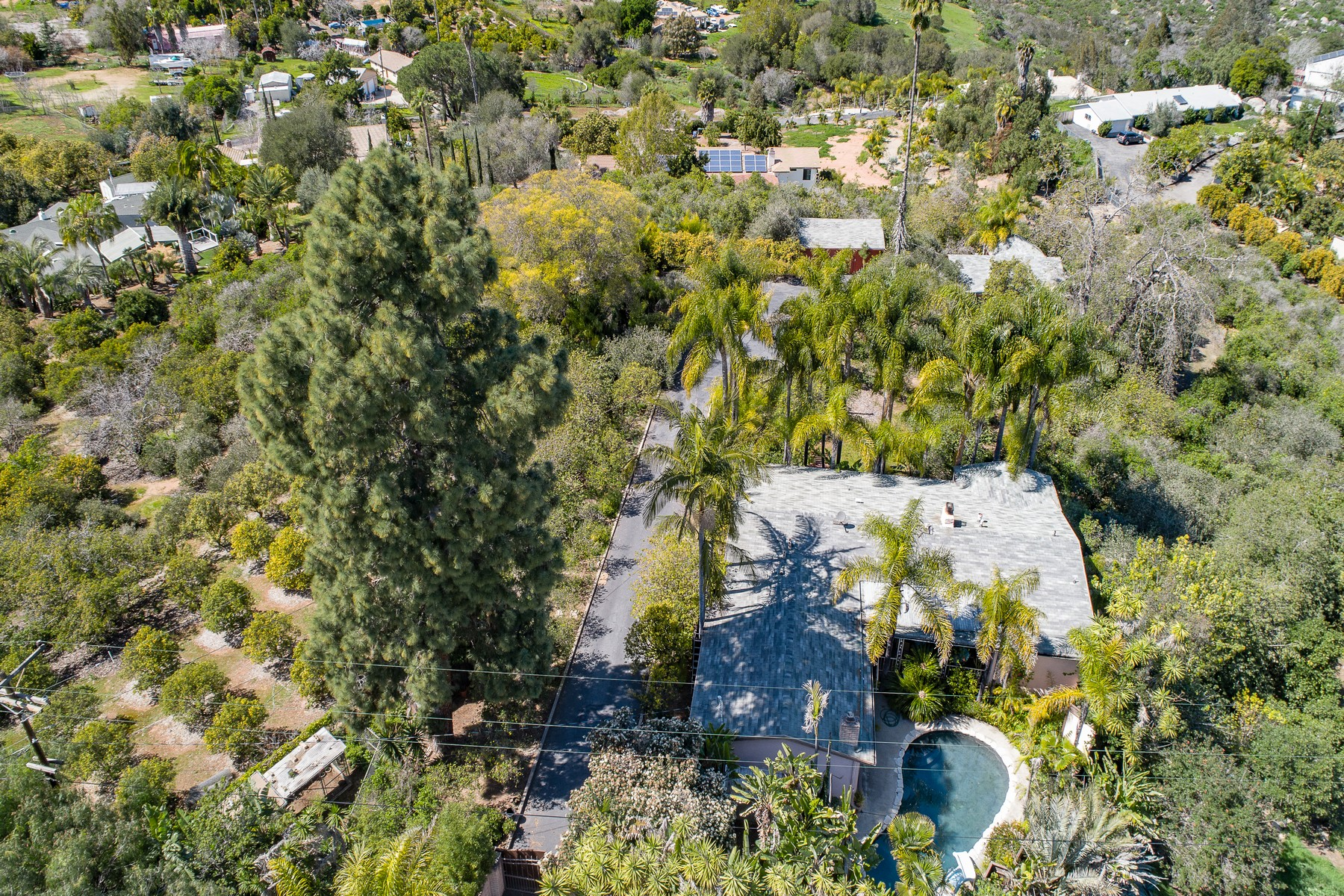 Single Family Home for Active at 3387-91 Fairview Drive Vista, California 92084 United States