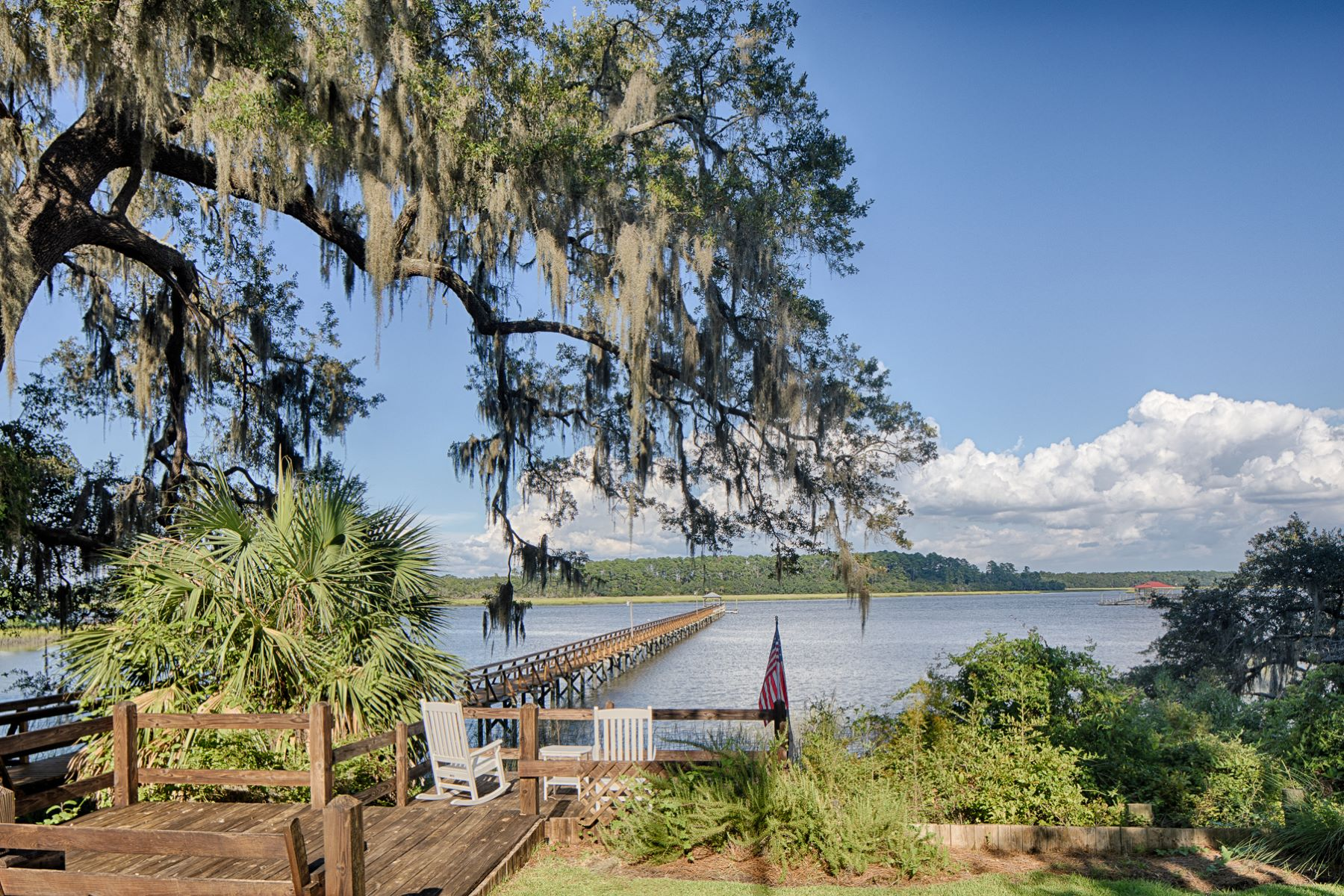 Single Family Homes for Active at 627 Paige Point Road Seabrook, South Carolina 29940 United States