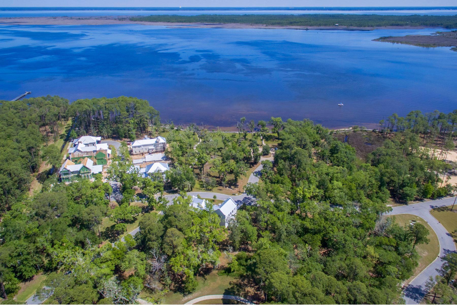 أراضي للـ Sale في Spacious Homesite in Exclusive Gated Community with Amenities Lot 27 Tyler, Santa Rosa Beach, Florida, SANTA United States
