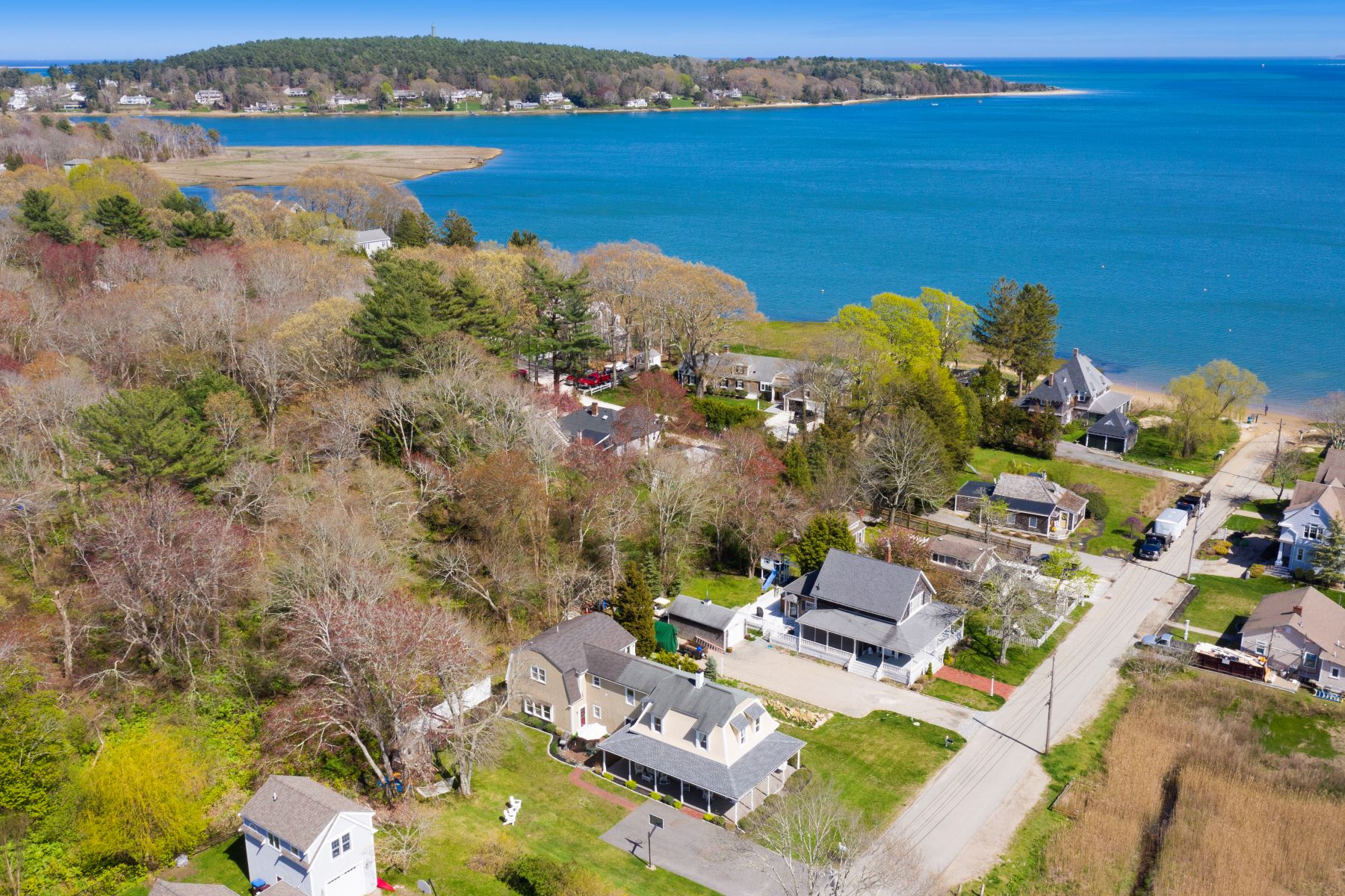 Single Family Home for Active at 17 Landing Road Duxbury, Massachusetts 02332 United States