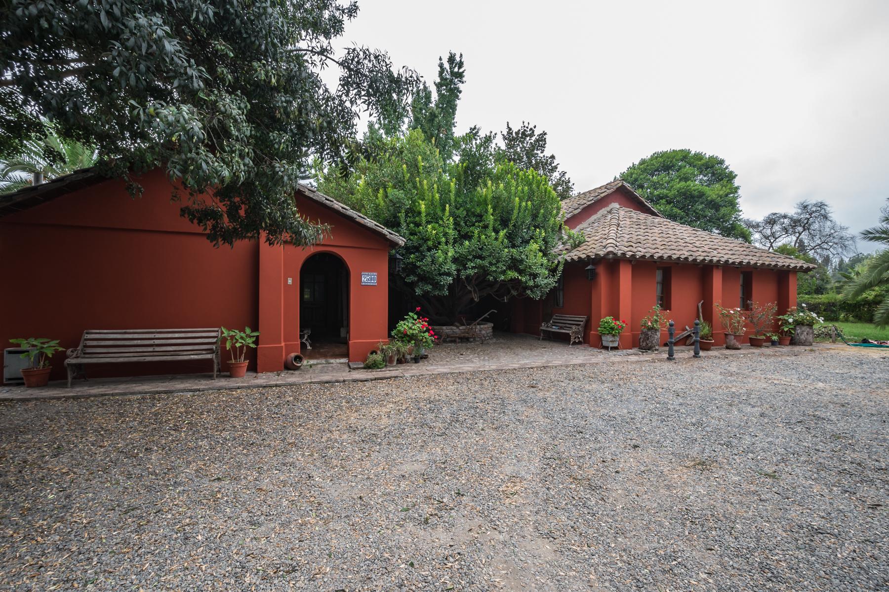 Single Family Home for Sale at Wonderful agricultural and enjoyment land Isla De Maipo, Talagante, Region Metropolitana De Santiago Chile