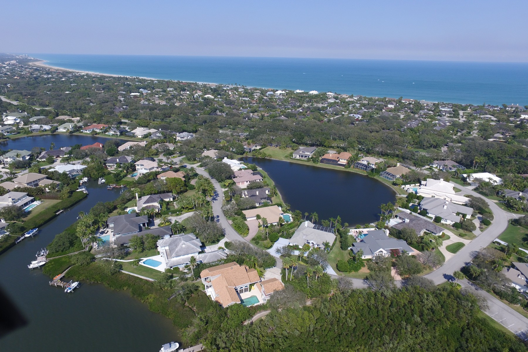 Property for Sale at Riverfront Opportunity in Seagrove 215 Riverway Drive Vero Beach, Florida 32963 United States