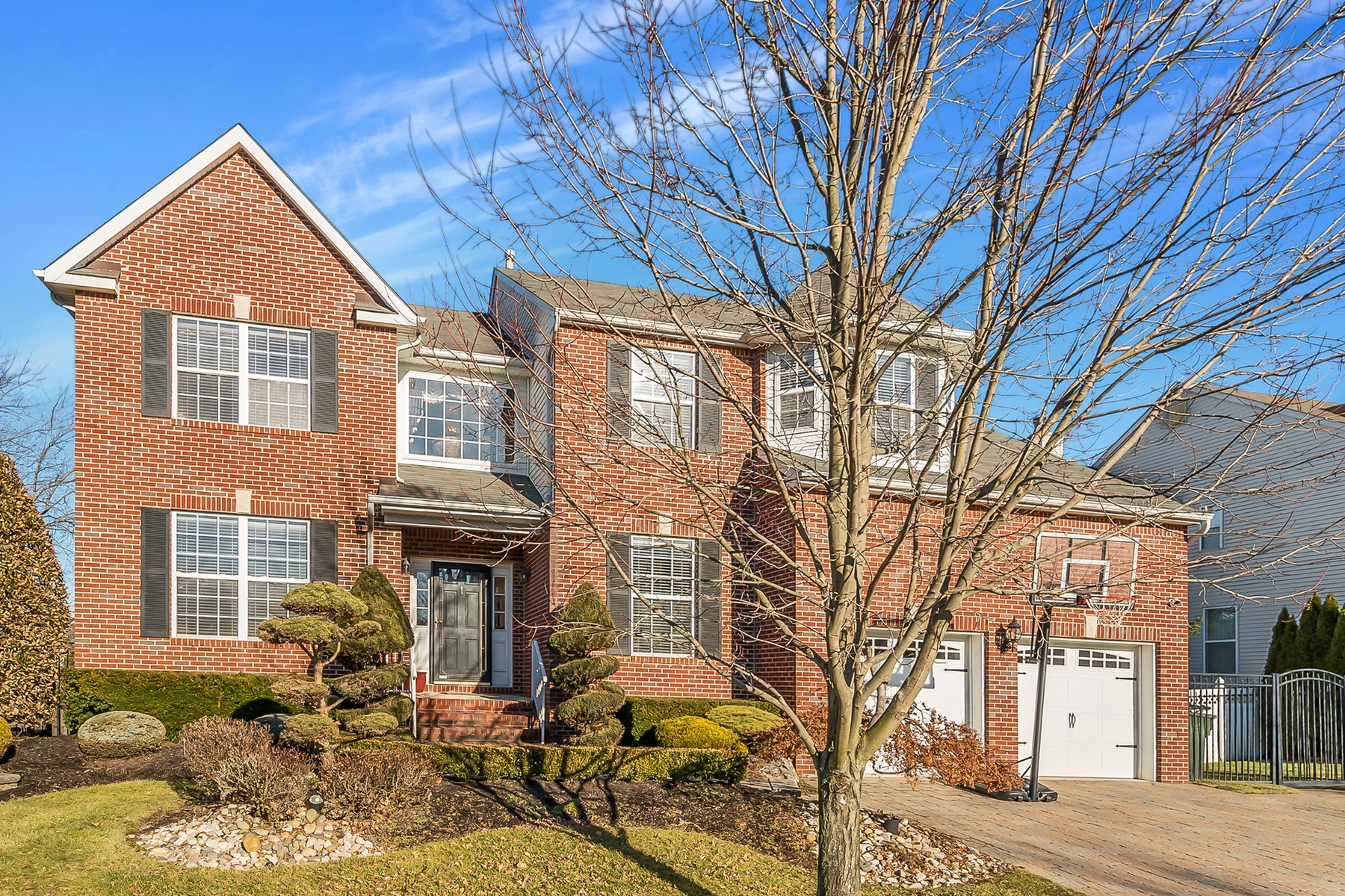 Single Family Home for Sale at LIVE Scenic 1 Peregrine Drive, Marlboro, New Jersey 07751 United States