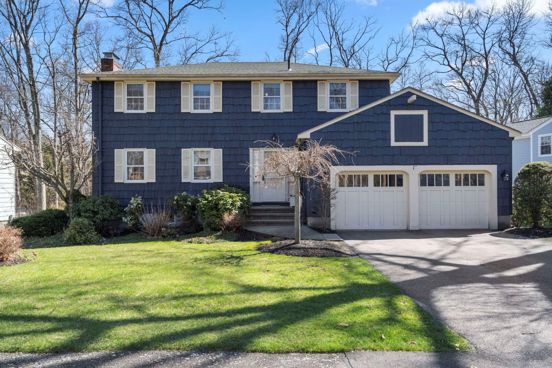 Single Family Homes για την Πώληση στο 42 Gilbert Road 42 Gilbert Rd, Needham, Μασαχουσετη 02492 Ηνωμένες Πολιτείες