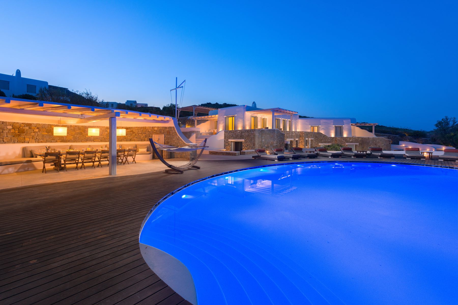 Single Family Home for Sale at Italian Flair Kalafatis Italian Flair, Mykonos, Southern Aegean, 84600 Greece