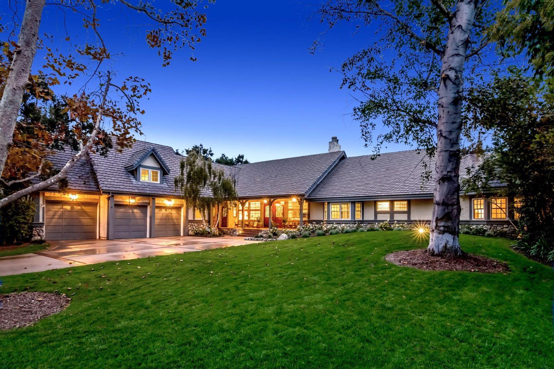 Single Family Home for Sale at 4391 Golf Course Dr, Westlake Village Ca Westlake Village, California 91362 United States