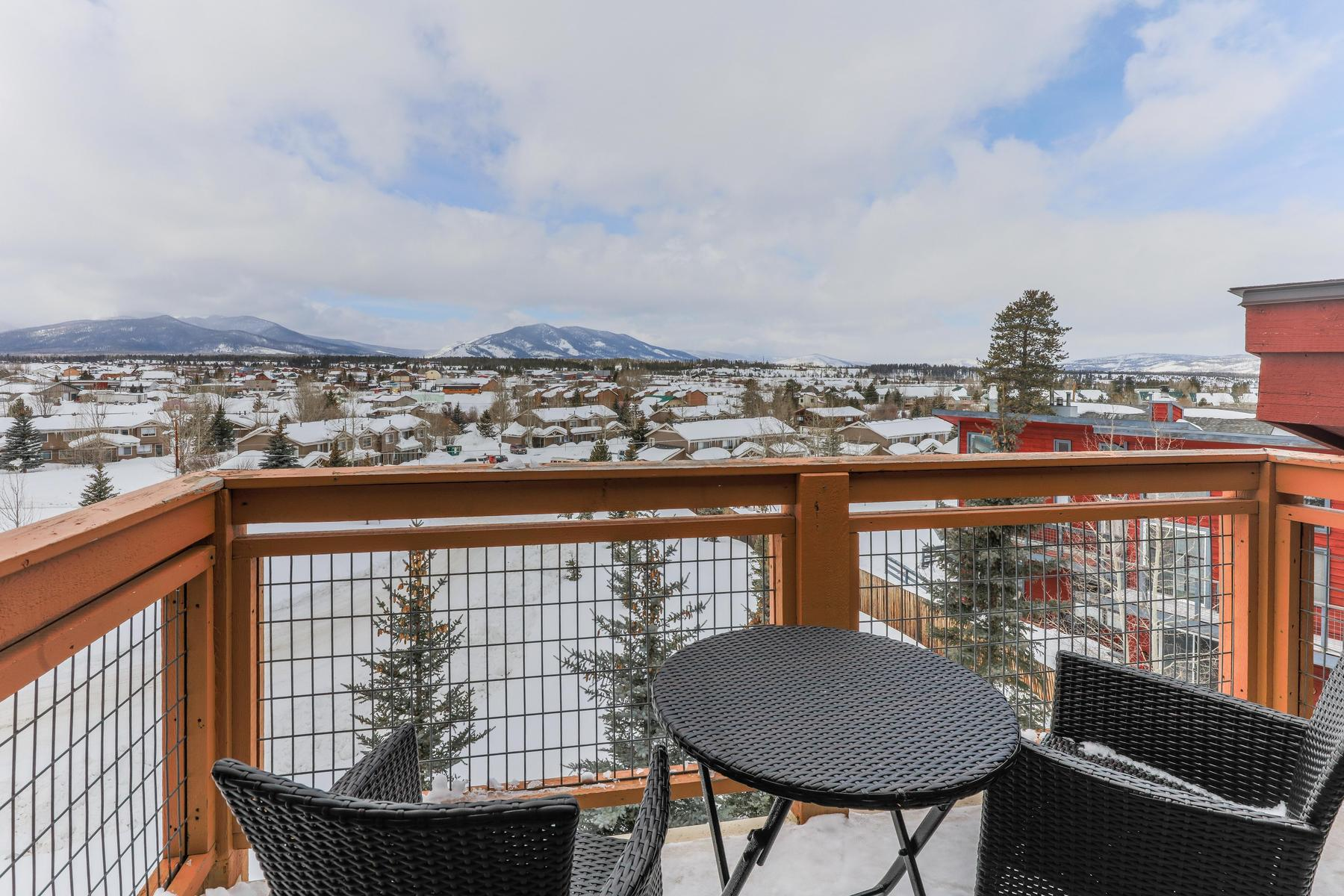 Condominiums for Sale at Lakeview at Waterside Condos 101 GCR 8040N Waterside Ct #D-301 Fraser, Colorado 80125 United States