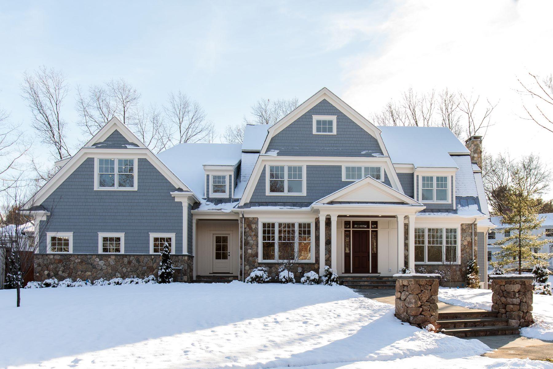 Single Family Homes 为 销售 在 90 Monadnock Road 90 Monadnock Rd 韦尔茨利, 马萨诸塞州 02481 美国