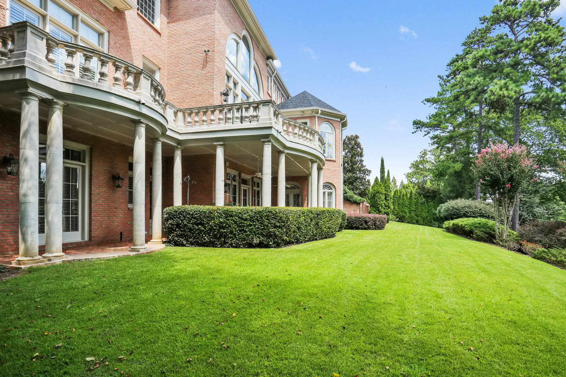 Additional photo for property listing at Stunning Custom Home On Jack Nicklaus 18th Hole 1008 Cherbury Lane Johns Creek, Georgia 30022 United States