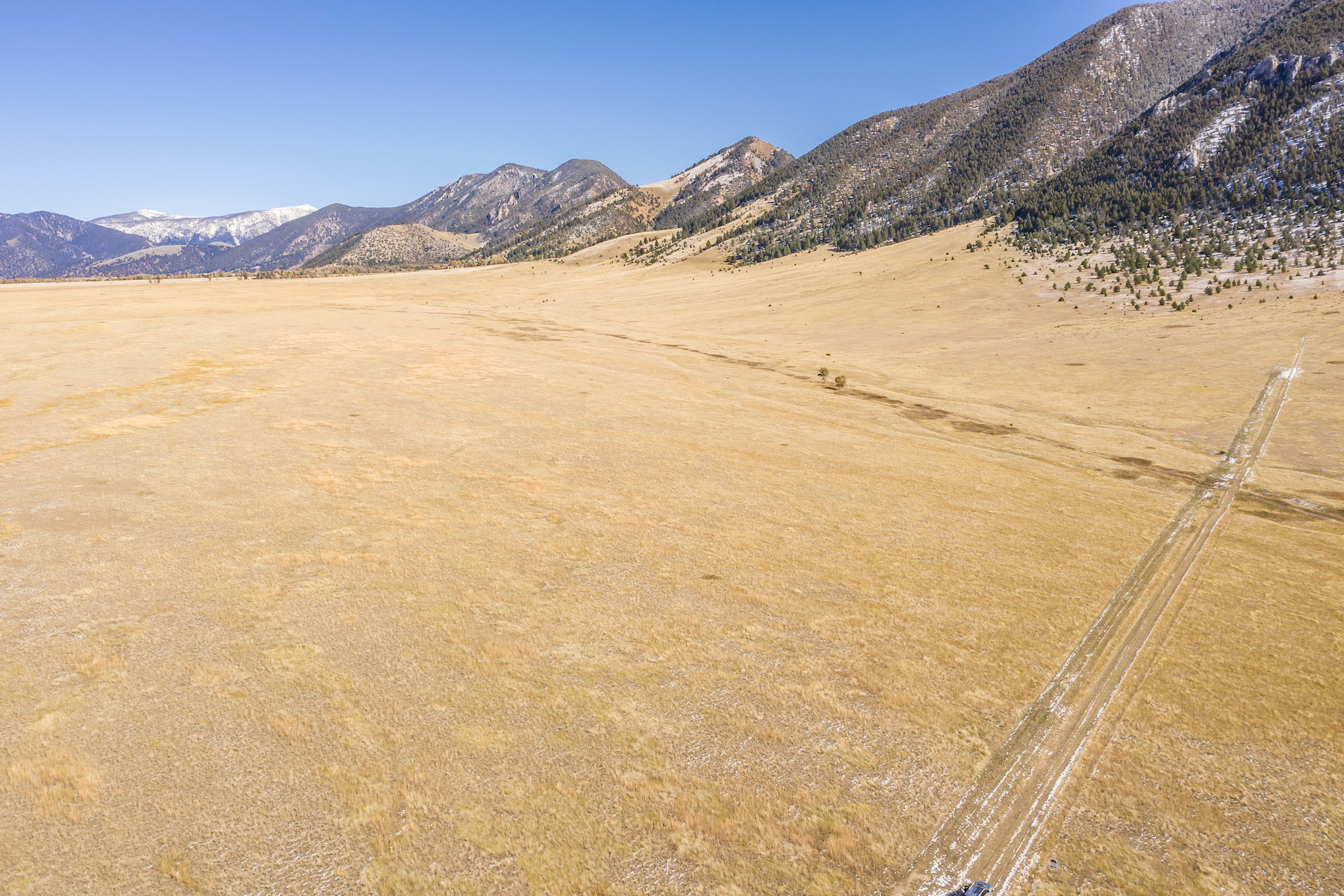 Land for Sale at Mustang Ranches Elk Valley Road Ennis, Montana 59729 United States