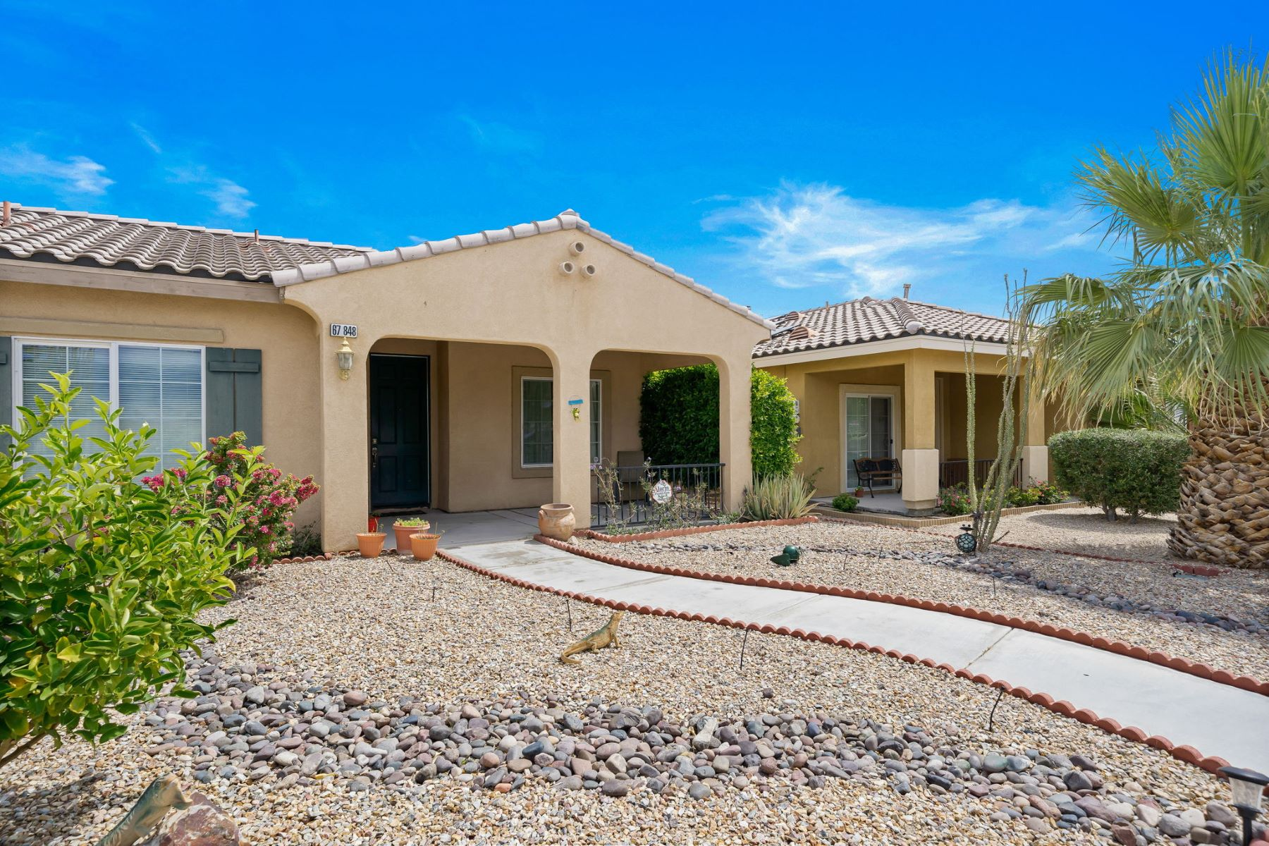 Single Family Homes for Sale at 67848 Rio Largo Road Cathedral City, California 92234 United States