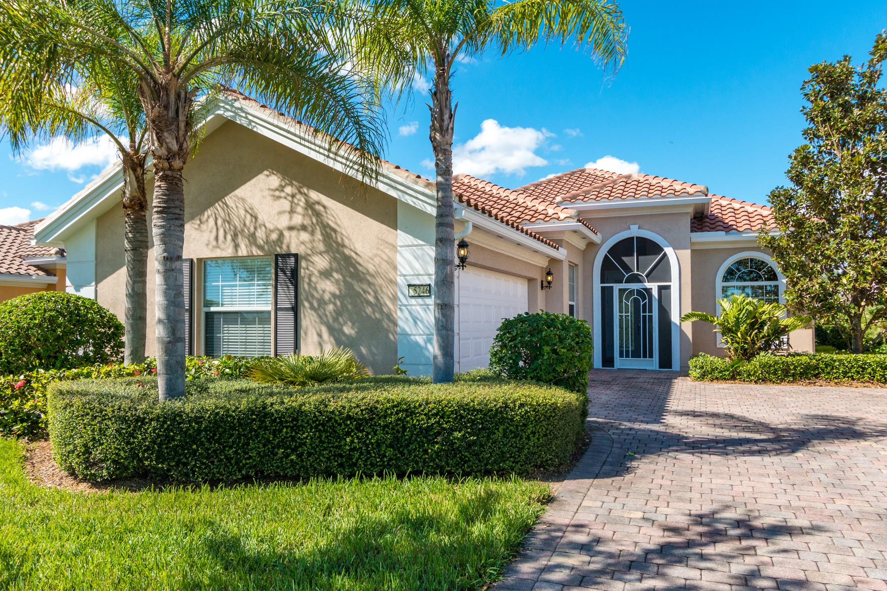 Beautiful Lakefront Home 5246 Eleuthra Circle Vero Beach, Florida 32967 United States