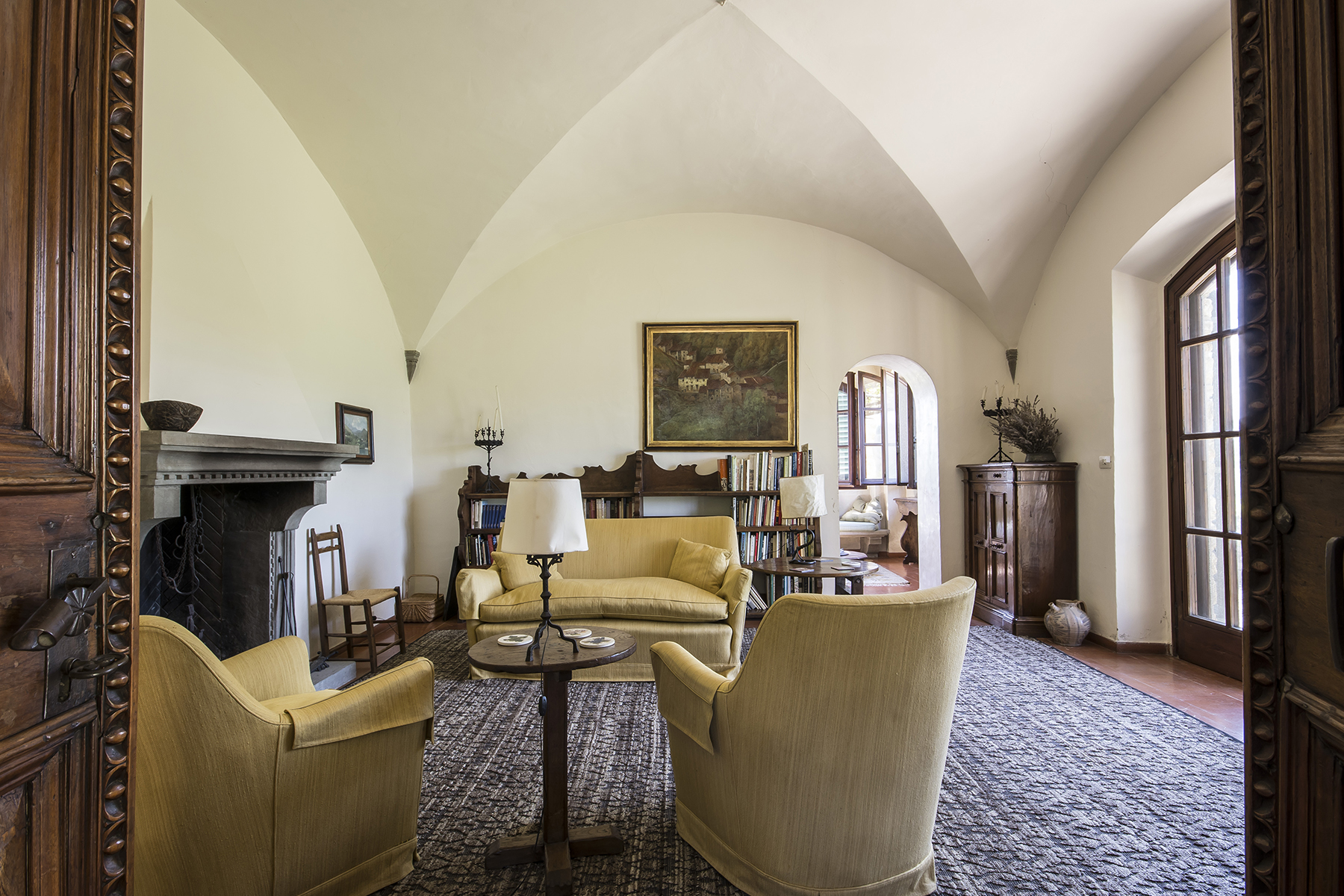 Additional photo for property listing at Beautiful countryhouse on the Florentine hills Impruneta, Florence Italia