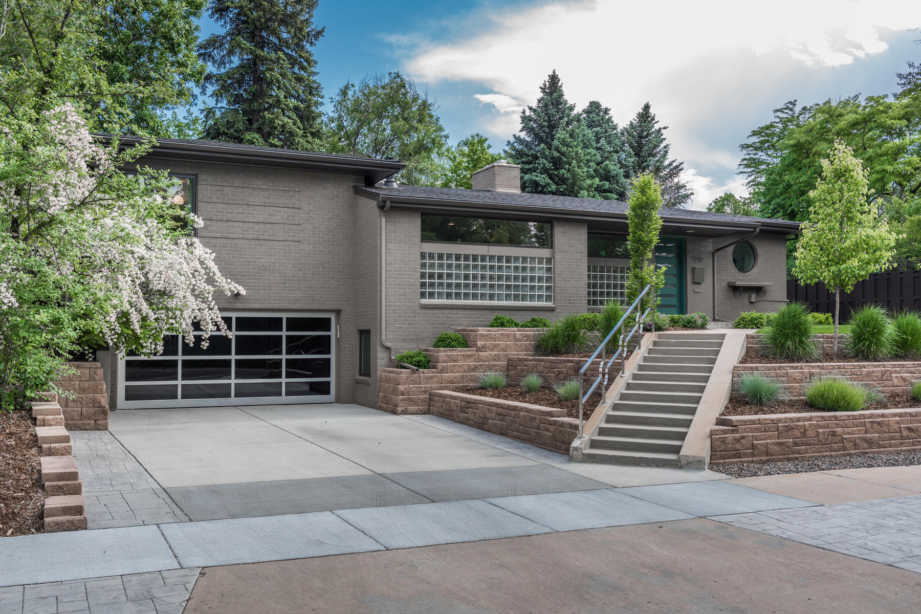 Single Family Home for Active at Tastefully Remodeled International Style Home 3040 East Exposition Avenue Denver, Colorado 80209 United States