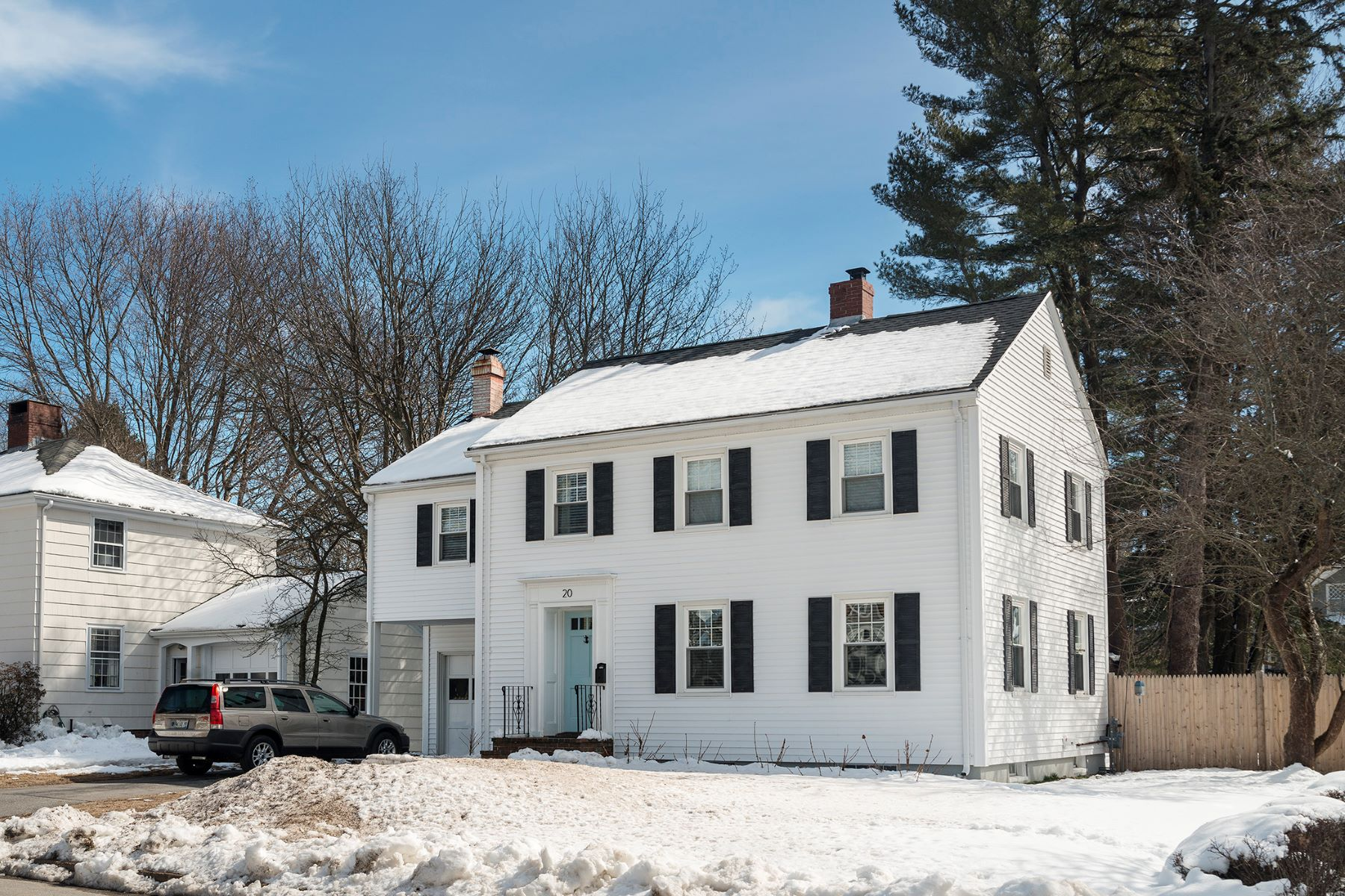 Single Family Home for Sale at 20 Cottage Farms Road 20 Cottage Farms Road Cape Elizabeth, Maine 04107 United States