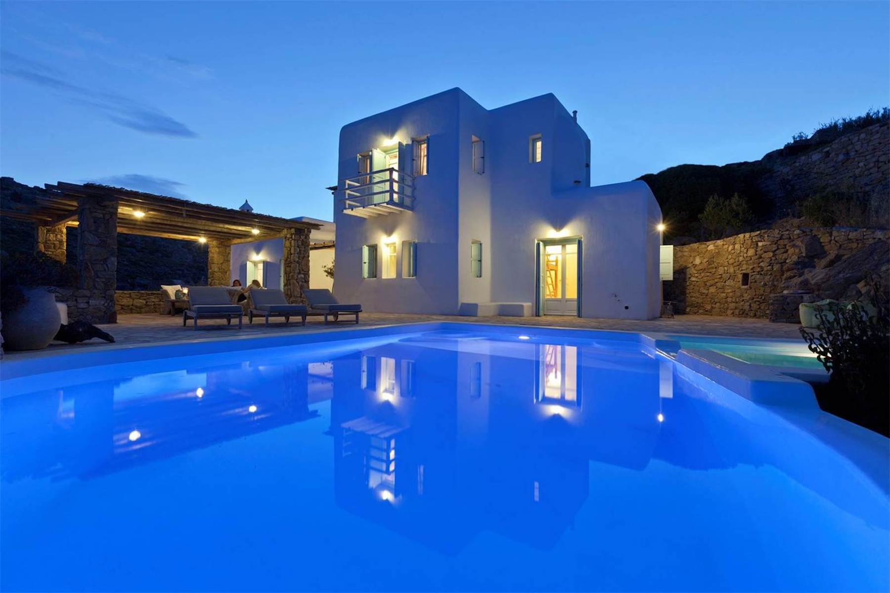 Single Family Home for Sale at Hidden Secret Agrari Hidden Secret, Mykonos, Southern Aegean, 84600 Greece