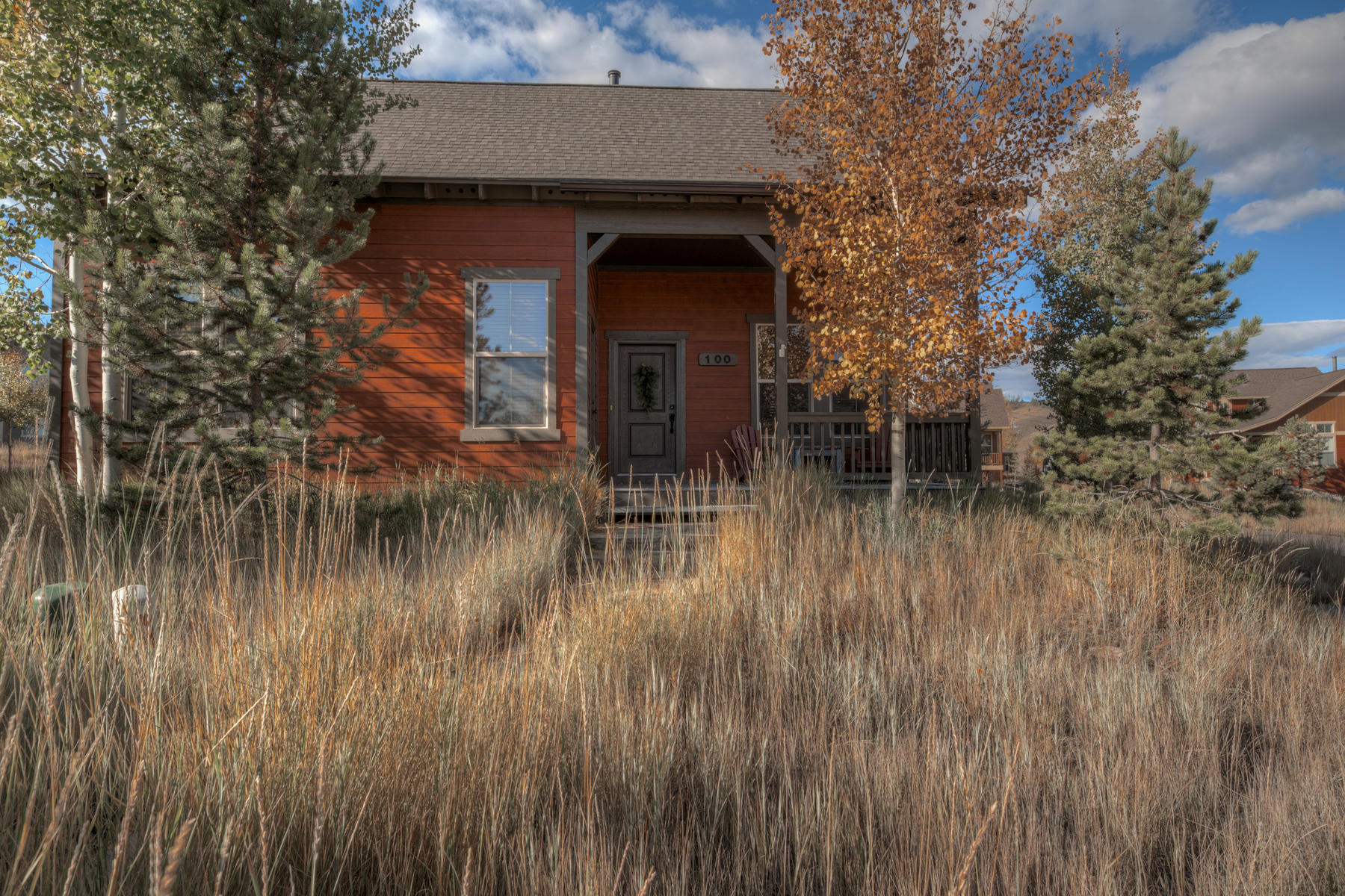 Single Family Homes for Sale at Mountain Cabin close to Ski Granby Ranch 100 Blue Sage Court Granby, Colorado 80446 United States