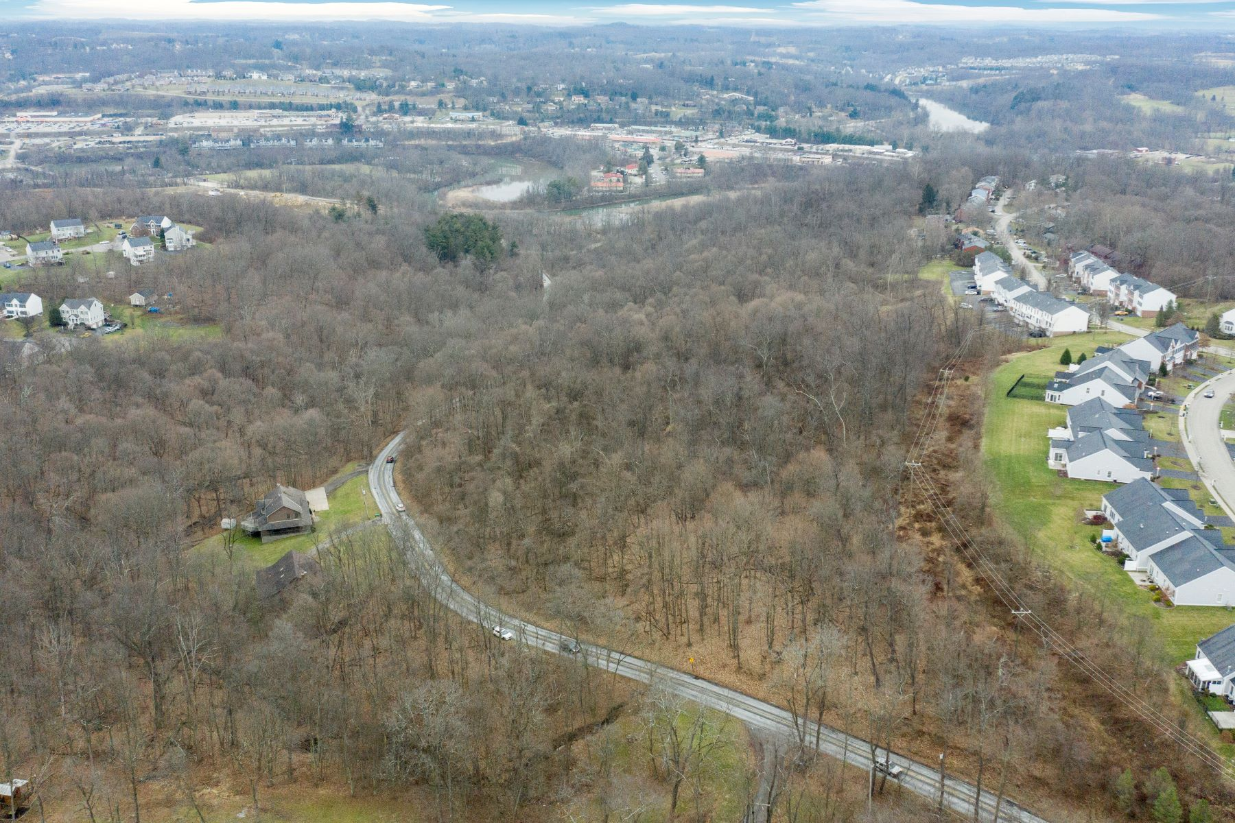 Land for Sale at Residential Development Opportunity Washington County PA McDowell Lane, Canonsburg, Pennsylvania 15317 United States