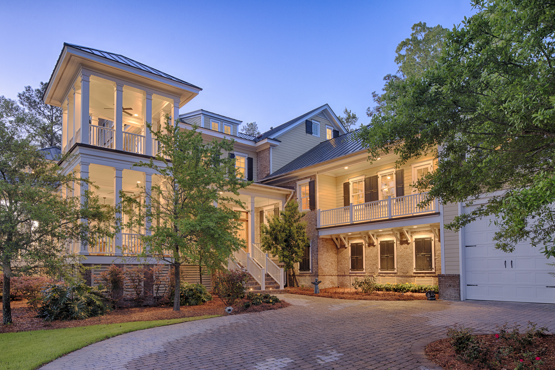 Single Family Homes for Active at 20 Carrier Bluff Bluffton, South Carolina 29909 United States