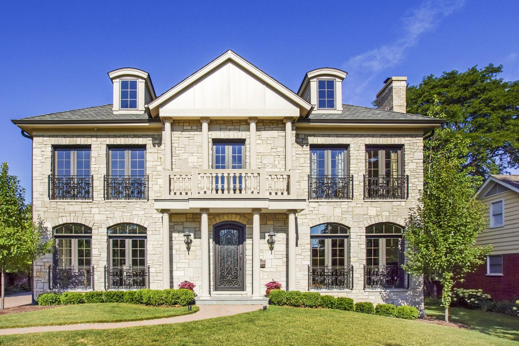 Casa Unifamiliar por un Venta en 212 N. Quincy Hinsdale, Illinois, 60521 Estados Unidos