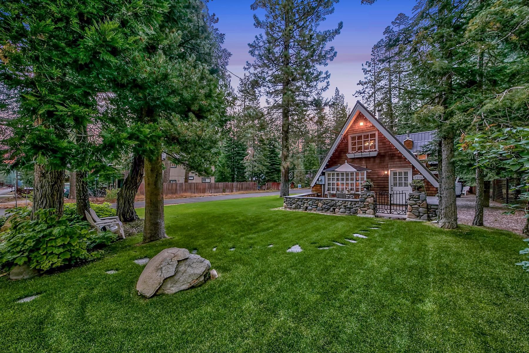 Additional photo for property listing at 7219 4th Avenue, Tahoma, CA 7219 4th Avenue Tahoma, California 96142 United States