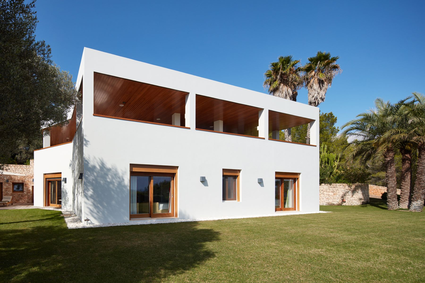 Single Family Home for Sale at Stunning Sea View Villa in Idyllic Setting in Ibiza Other Balearic Islands, Balearic Islands, 07819 Spain