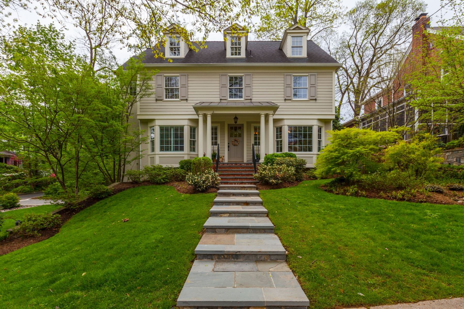 Single Family Home for Sale at 3800 Underwood Street, Chevy Chase Chevy Chase, Maryland, 20815 United States