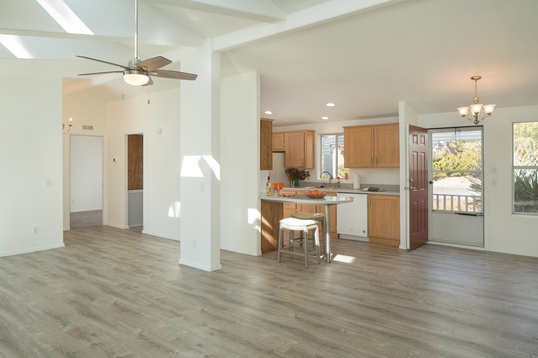 Single Family Home for Sale at Completely Renovated Home 95 Yellow Sky Way, Sedona, Arizona, 86336 United States