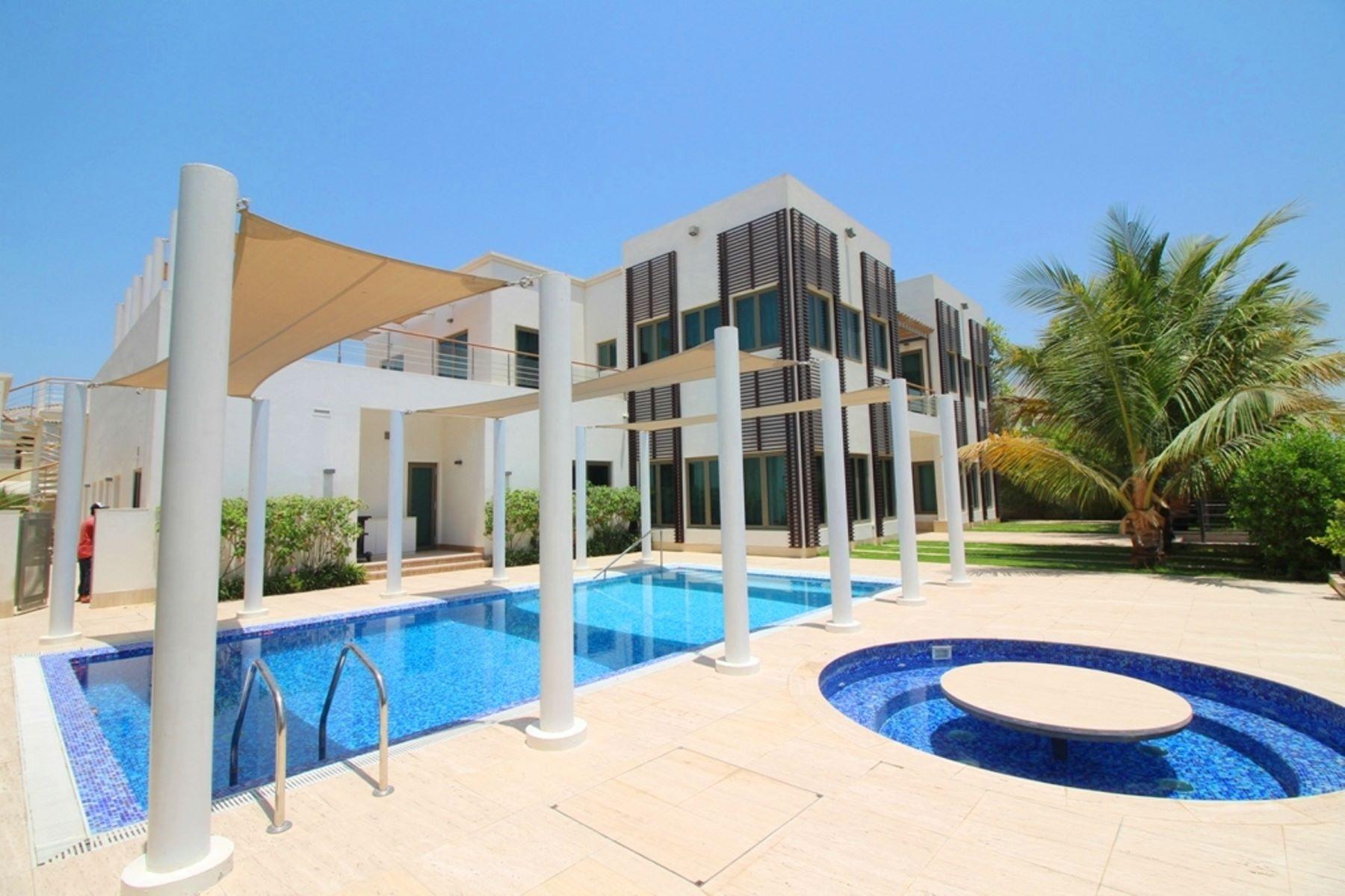 Single Family Homes for Sale at Renovated Villa facing Luxury Yachts Other Dubai, Dubai United Arab Emirates