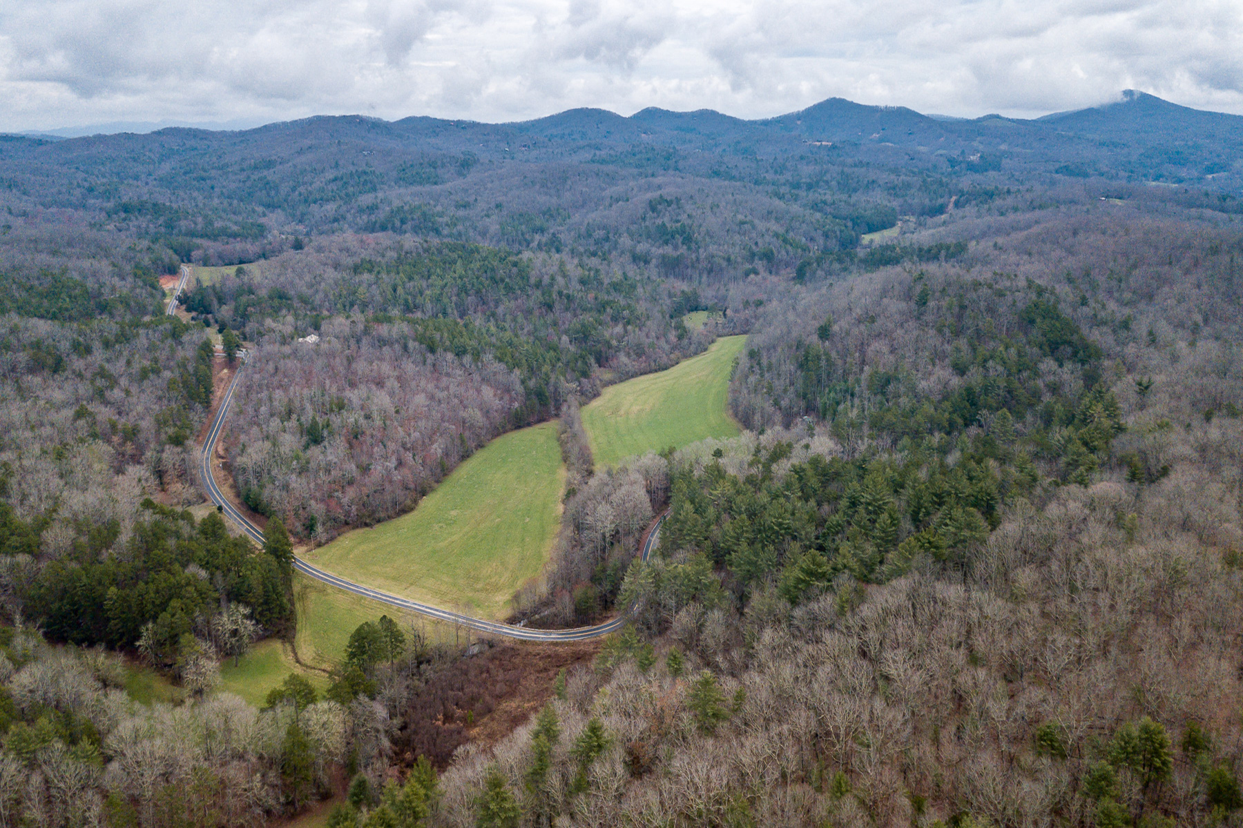 Land for Sale at Tranquil Mountain Property Just Minutes From Downtown Blue Ridge 0 Maple Grove Road Morganton, Georgia 30560 United States