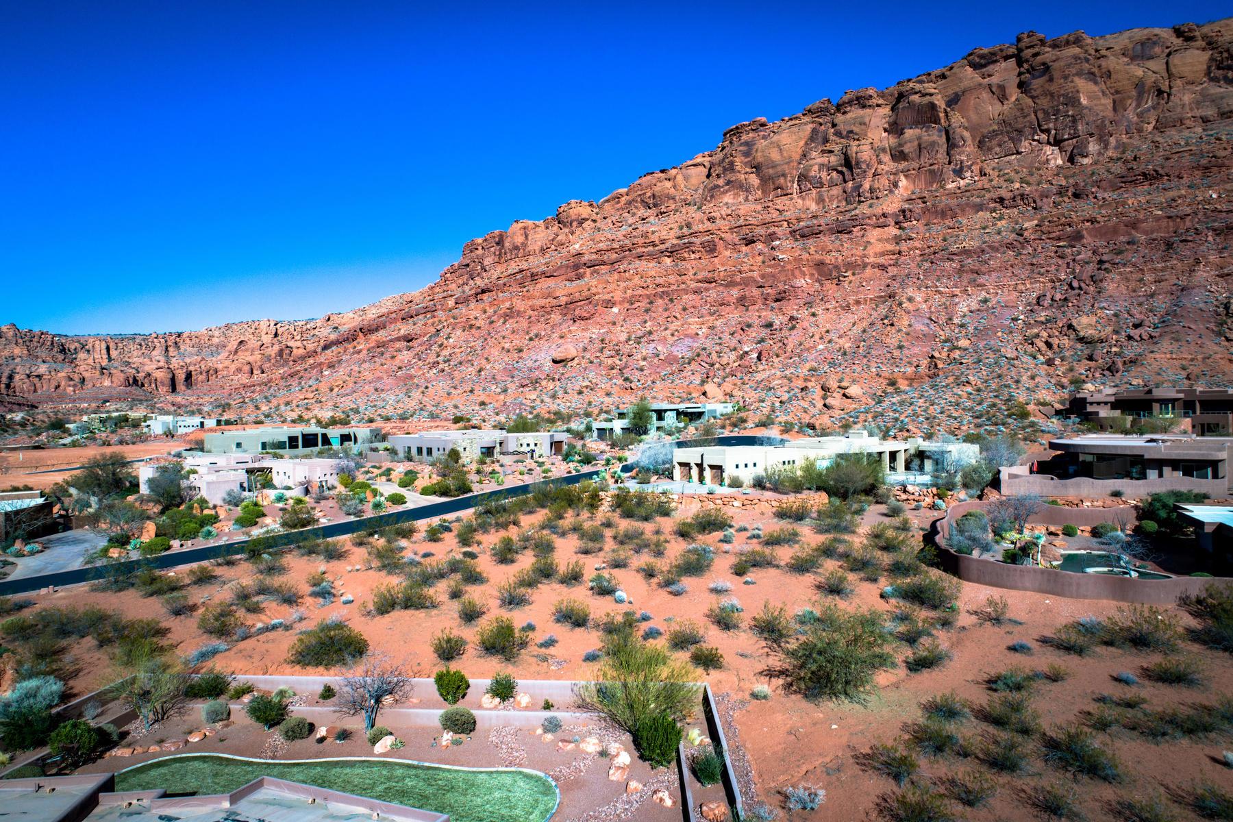 Beautiful Scenery - Private Cul-de-sac 2277 W Acowa Circle Lot 8 St. George, Utah 84770 United States