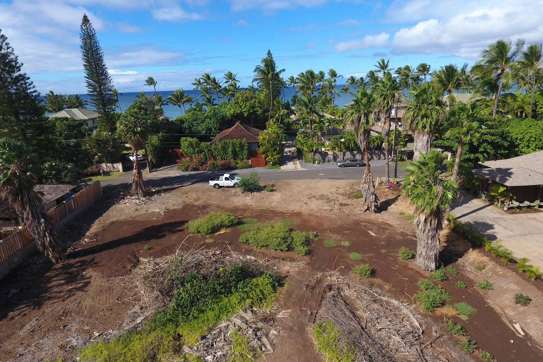 Land for Sale at Vacant lot across the street from white sands beaches-ready to build! 1519 Halama St, Lot 2 Kihei, Hawaii 96753 United States